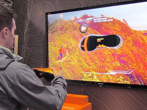 MERRELL AUGMENTED REALITY